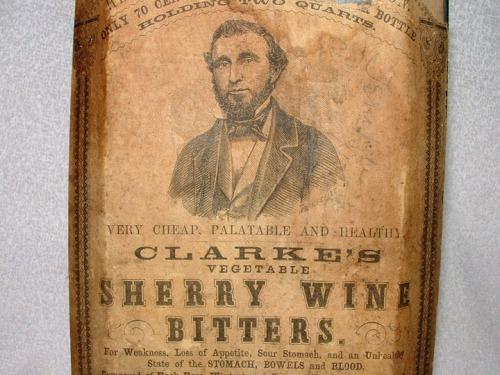 sherrywinebittersClarkes2