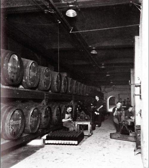 harveysenbotellado1960