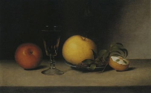 still-life-with-apples-sherry-and-tea-cake-raphaelle-peale