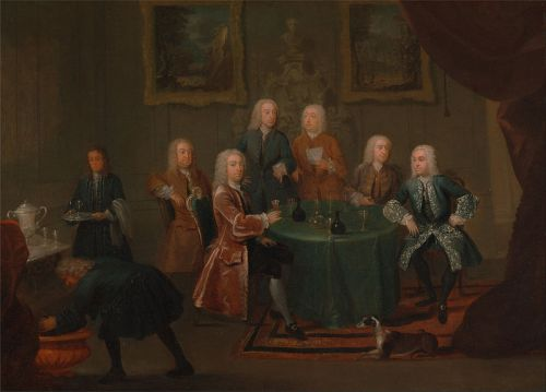 Gawen_Hamilton_-_The_Brothers_Clarke_with_Other_Gentlemen_Taking_Wine_-_Google_Art_Project
