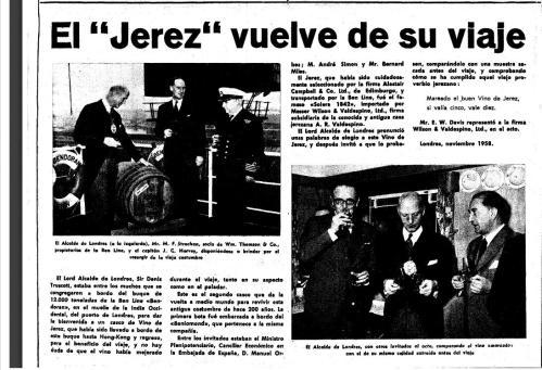 jerezvuelveviajelavanguardia1958