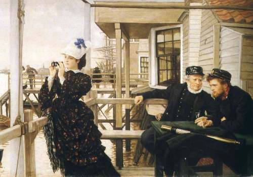 Tissot - The Captain's Daughter