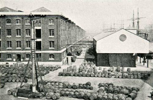 londondocks1922
