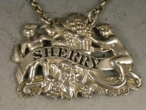 sherryplaque1