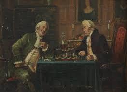 chessplaterby georgefox